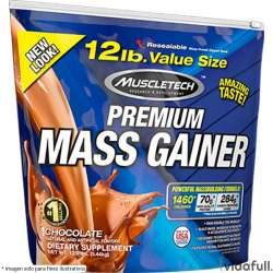 Premium Mass Gainer Muscletech