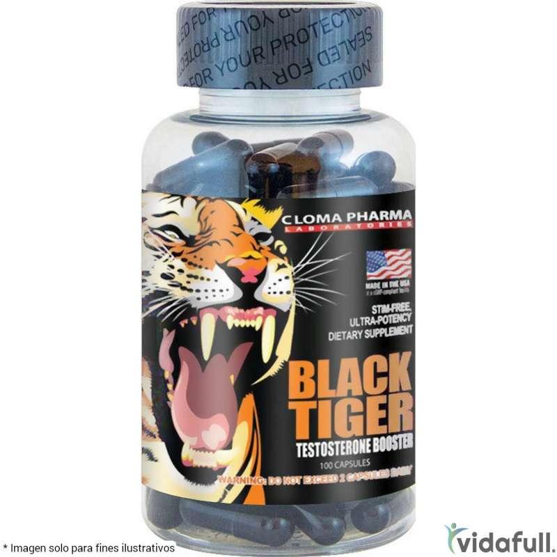 Black Tiger ClomaPharma
