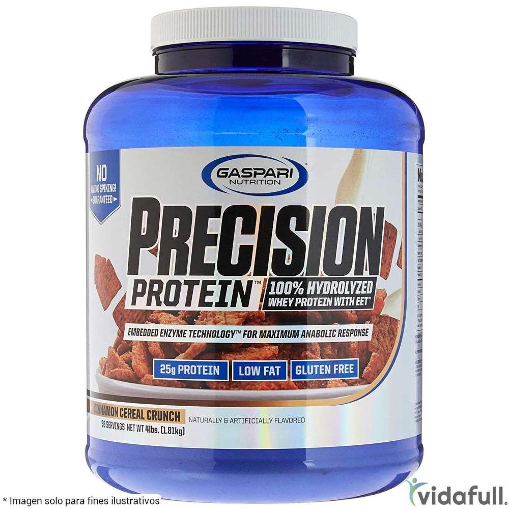 Precision Gaspari Proteína de Gaspari Nutrition Ganar musculo y marcar musculo