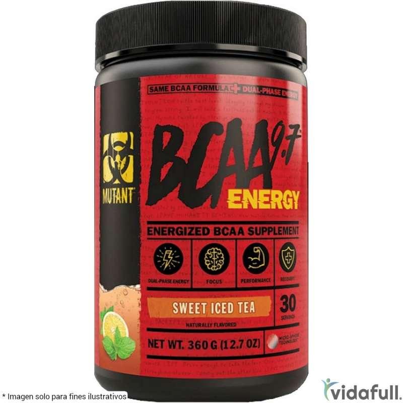 BCAA 9.7 Energy Mutant Té Helado