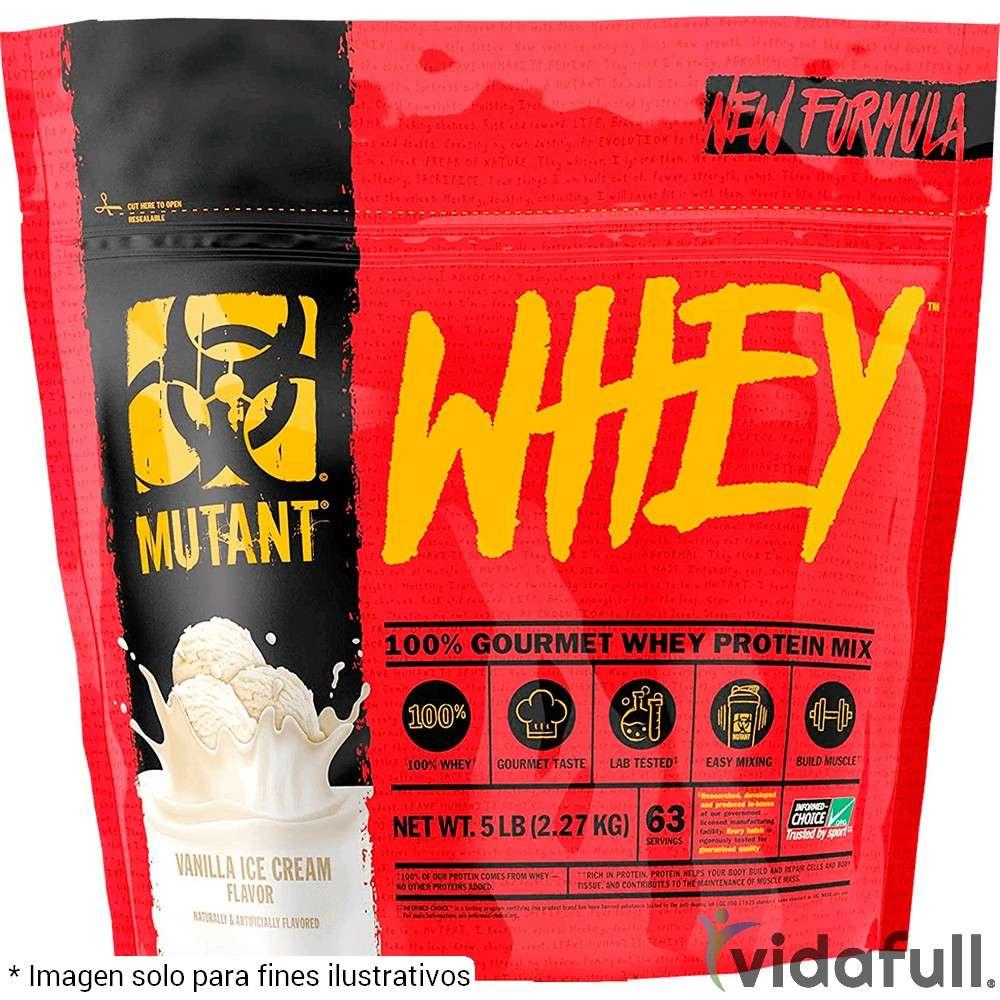 Proteína Mutant Whey Proteína de Mutant Nutrition Bajar de Peso Bien