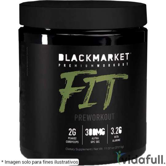 FIT BlackMarket Labs