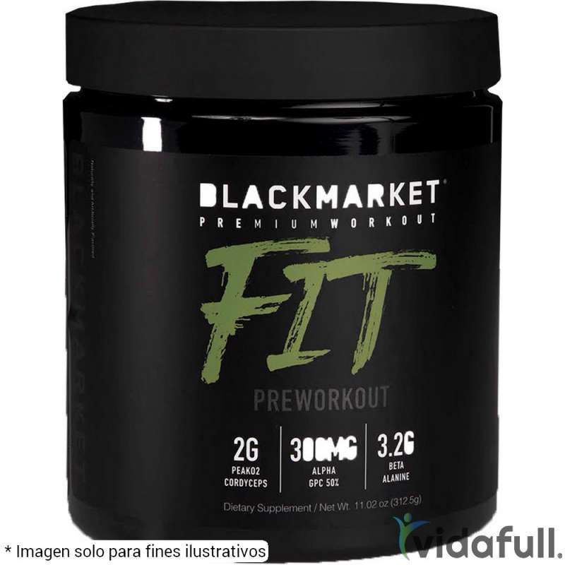 FIT BlackMarket Labs