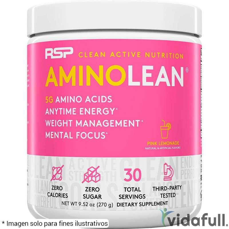 Amino Lean RSP Nutrition