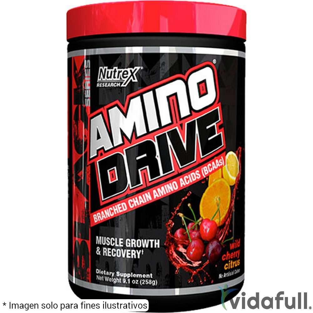 Amino Drive Nutrex Aminoácidos de Nutrex Bajar de Peso Bien
