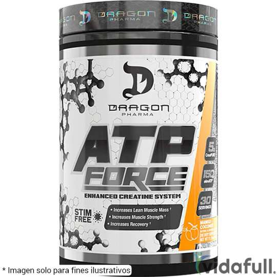 ATP Force Dragon Pharma Mango Coco