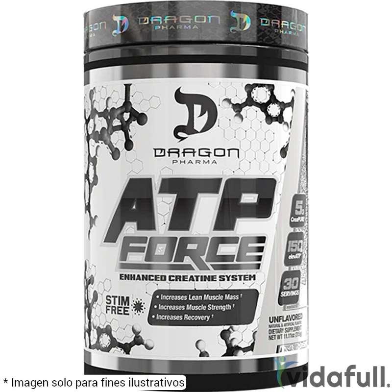 ATP Force Dragon Pharma sin sabor