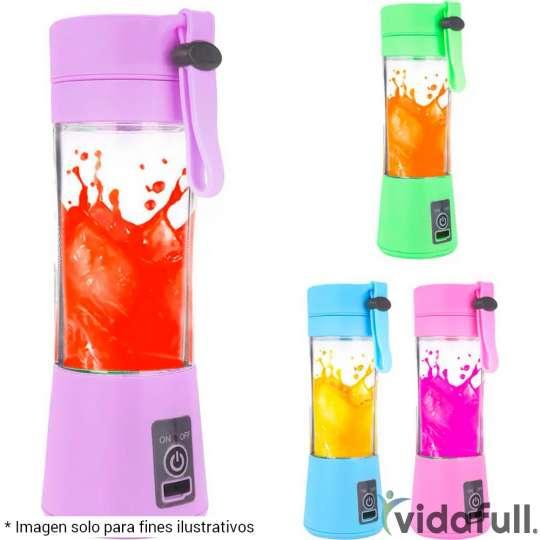Shaker Eléctrico Portátil y Recargable Juice Cup
