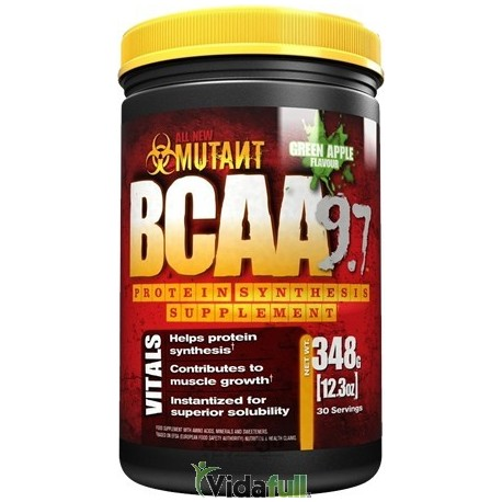 BCAA 9.7 Sandía Mutant