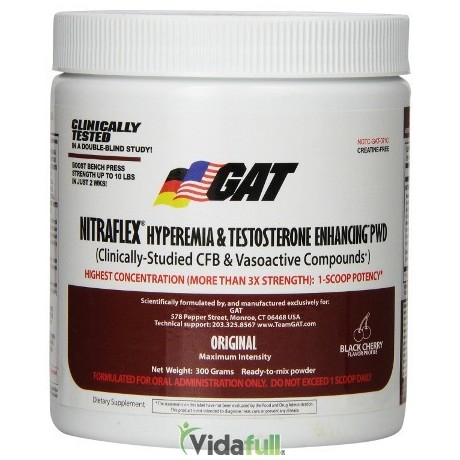 Nitraflex Cereza GAT