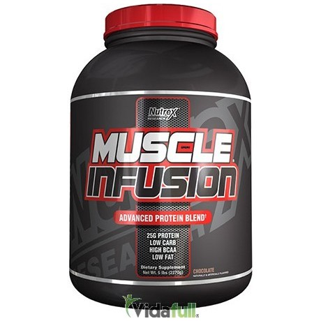 Muscle Infusion Black Proteina Chocolate Monster Nutrex