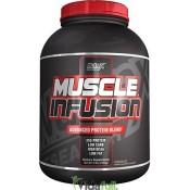 Muscle Infusion Black Proteina Vainilla