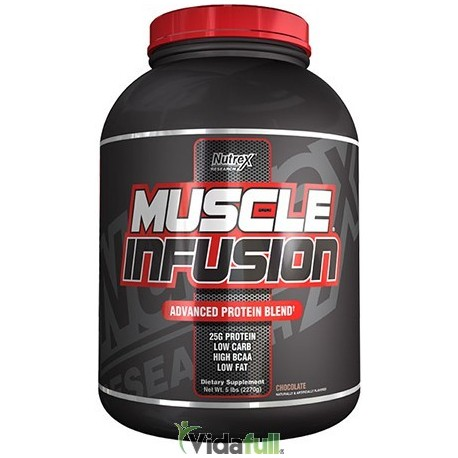 Muscle Infusion Black Proteina Chocolate Banana
