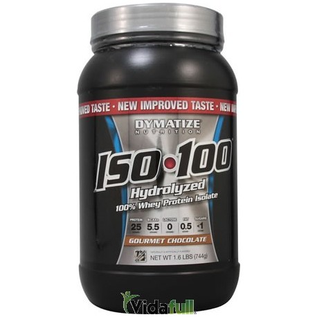 ISO 100 Proteina 3 libras Chocolate