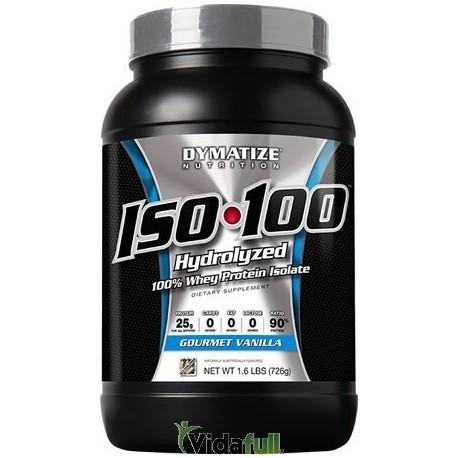 ISO 100 Proteina 3 libras Vainilla