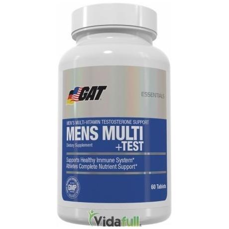 Mens Multi Test GAT