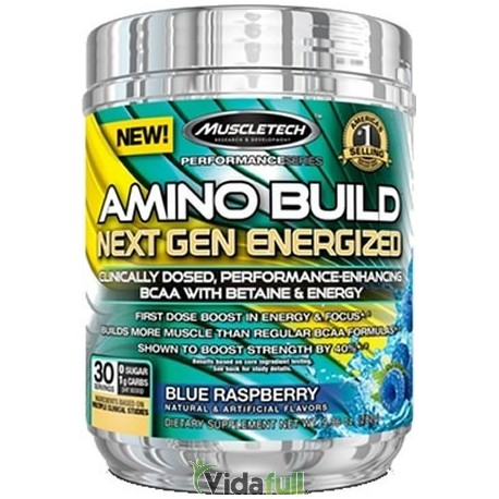 Amino Build Next Gen 30 Servicios White Raspberry