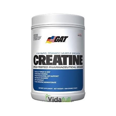 Creatina Monohidratada GAT