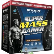 Super Mass Gainer 12 lb Chocolate