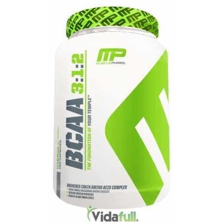 BCAA Powder 3:1:2  Sandía MusclePharm