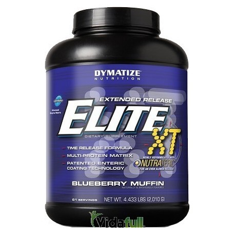 Elite XT Proteina 4 Libras Fudge Brownie