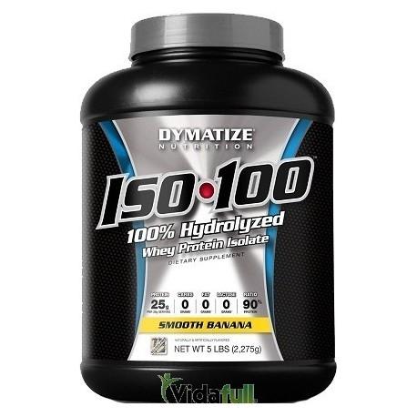 ISO 100 Proteina 5 libras Fresa