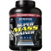 Super Mass Gainer 6 lb Chocolate Dymatize