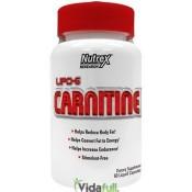Lipo 6 Carnitina 120 cápsulas Nutrex