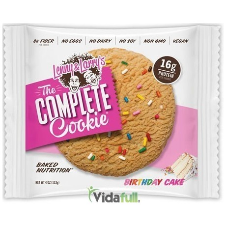 The Complete Cookie Lenny y Larry