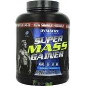 Super Mass Gainer 6 lb Vainilla Dymatize