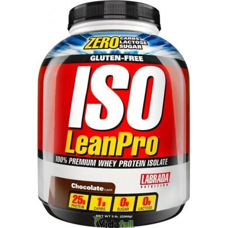 ISO Lean Pro Proteina  Chocolate
