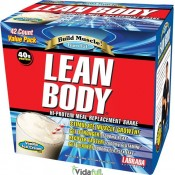 Lean Body 42 Pack Proteina Chocolate Labrada