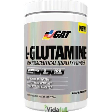 L Glutamina  GAT